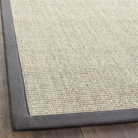 gray sisal rug woven serenity marble grey sisal rug 9 x 12
