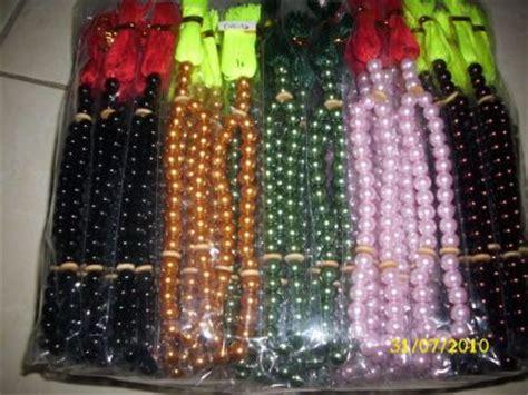 Souvenir Pernikahan Tasbih Mutiara Terlaris Murah Populer dnacollection souvenir murah