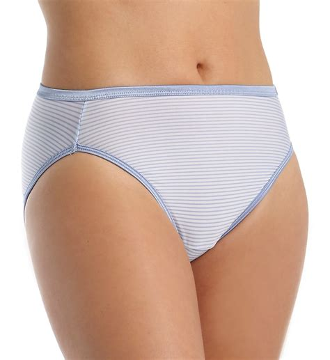 Vanity Fair Thongs by Vanity Fair 13108 Illumination Hi Cut Brief Ebay