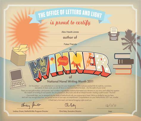 winners certificate template bragging rights the les terraces sur la dordogne