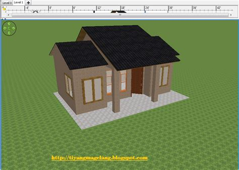 cara hack home design 3d tutorial sweet home 3d cara membuat atap timkicau