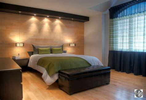 decoration des chambre a coucher d 233 coration chambre 224 coucher avec mur de