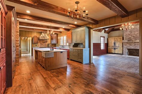 colonial style homes interior colonial homes interior farmhouse kitchen a