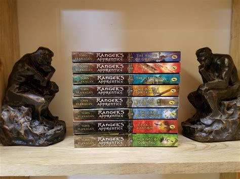 The Ranger S Apprentice Collection ranger s apprentice lot collection series set by flanagan books 1 8 142406635 ebay