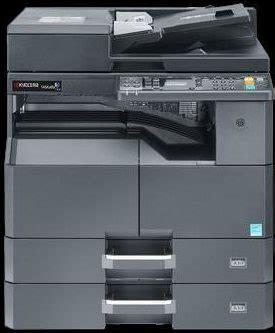 Mesin Fotokopi Kyocera Fs1120mfp kyocera ta 2200 full set plus meja ambassador technology