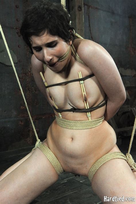 Hardtied Marina Becoming Bondage Art Hardtied Pictures Collection