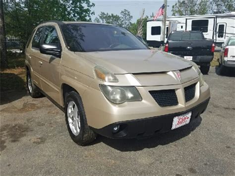2003 Pontiac Aztek For Sale by Pontiac Aztek For Sale Carsforsale