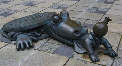 imagenes de esculturas urbanas 40 unusual and creative statue and sculpture art part 1