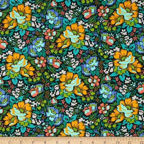 anna maria horner home decor fabric anna maria horner honor roll overachiever forest discount designer fabric fabric com