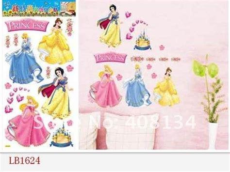 Wallpaper Dinding Sticker Motif Shabby jual sticker dinding princess stiker dinding murah