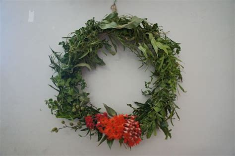 christmas wreaths australian christmas and diy christmas