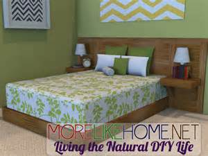 Diy bed frame and headboard mlhusesu bed and bath