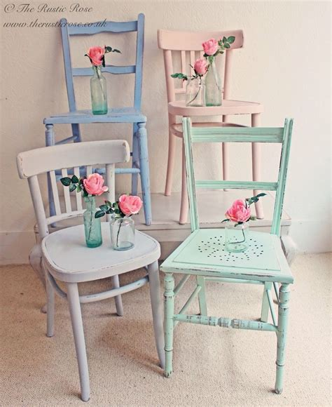 best 25 shabby chic chairs ideas on pinterest refurbished dining tables paint wood tables