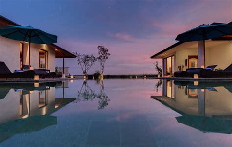 luxusvilla designvilla mit pool und service mieten bei