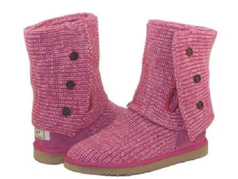 Rosy Cardy cardy uggs pink