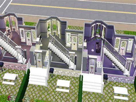 sims 3 foyer ideas mod the sims easter egg row houses