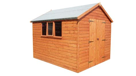 Heavy Duty Sheds Heavy Duty Apex Shed Earnshaws Fencing Centres