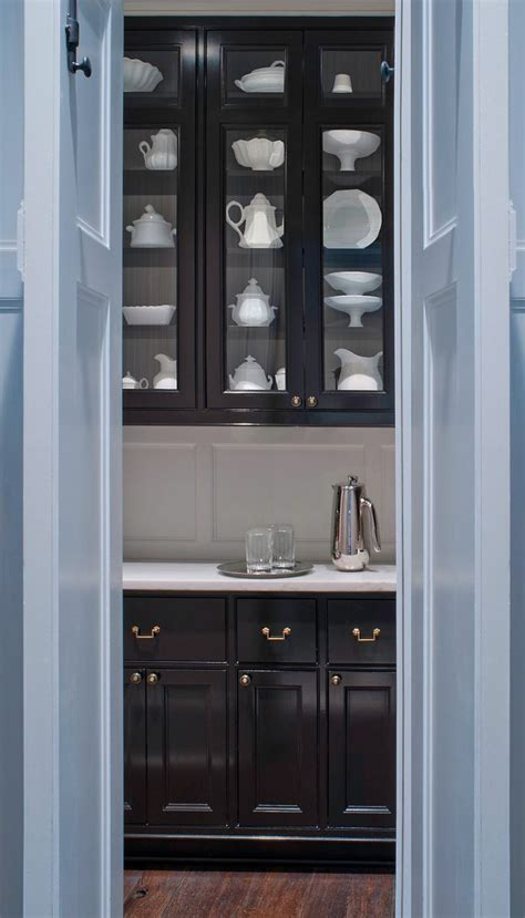 butler pantry cabinets for sale house tour american tudor design chic darryl carter