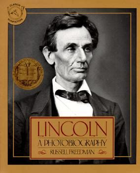 biography or autobiography book list lincoln a photobiography wikipedia