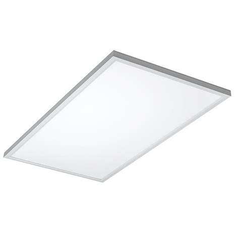 Eti 2x4 White Daylight Edge Lit Integrated Led Dimmable