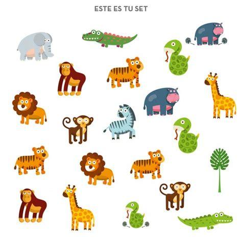 imagenes animales de la selva tatuajes de dise 241 o animales de la selva