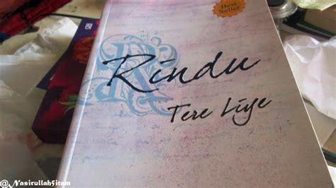 Sale Rindu Tereliye review novel rindu tere liye nasirullah sitam