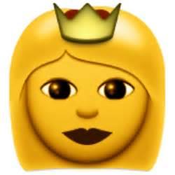 Princess emoji u 1f478 u e51c