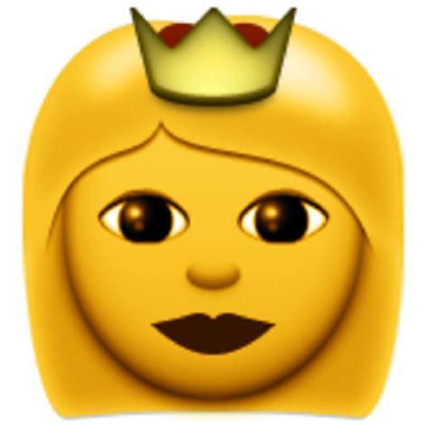 emoji queen princess emoji u 1f478 u e51c