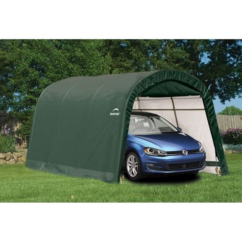 Dog Bedroom Furniture shelter logic round top auto shelter 10x15 garden street