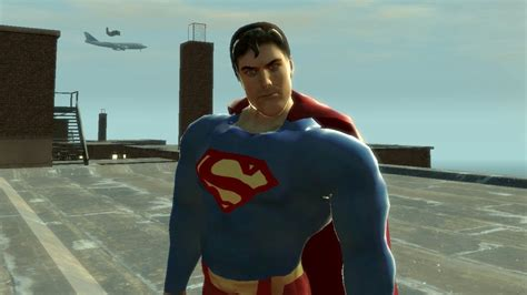 mod gta 5 superman superman flying mod for grand theft auto iv gta iv