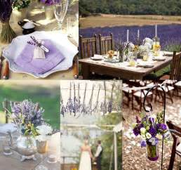 lavendel dekoration mood board lavender wedding decoration weddings on the