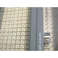 Hex Scrabble Tiles