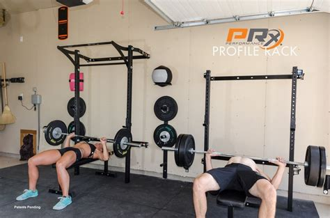 prx performance profile rack review home gym drench fitness