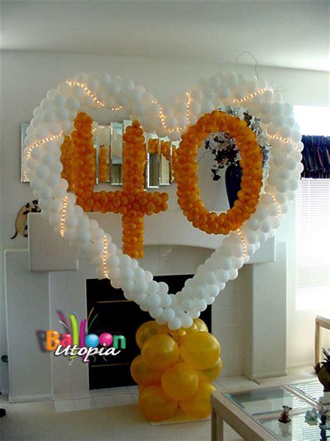 Wedding Anniversary Ideas San Diego by Anniversary Decor San Diego Anniversary