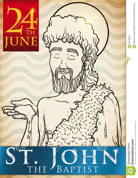 design art signs saint john hand drawn design for saint john s eve in june 24 vector