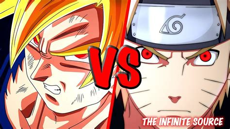 imagenes de naruto vs goku rap goku vs naruto the rap battle extended remastered