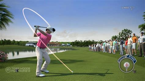 pga tour golf swings com tiger woods pga tour 13 playstation 3 video