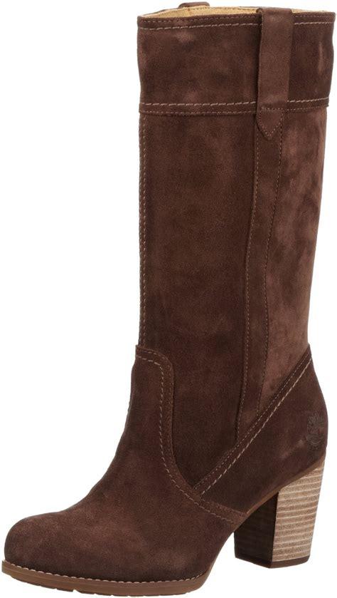 timberland timberland womens rudston pullon boot in brown