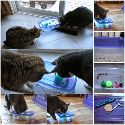 treat puzzles 20 purrfect diy projects for cat owners diy crafts