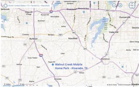 alvarado texas map mobile home park for sale in alvarado tx walnut creek mobile home park