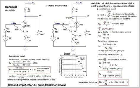 Transistor 2n5551 Ori p3a rod elliott vs el34 push pull analiza si sinteza