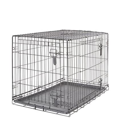 crate with divider dogit 2 door wire home crate with divider large for sale