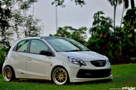 honda brio modified gettinlow reza s 2012 honda brio