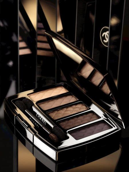 Makeup Chanel Ori chanel ombres matelass 233 es eyeshadow palette charming