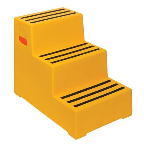 Polyethylene Step Stool 3 Steps by Polyethylene Step Stool 3 Steps Polyethylene Step Stool 3