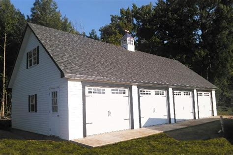 four car garage detached attic garages for sale 2 3 and 4 cars