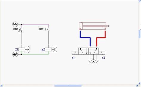 hydraulic cylinder diagram pneumatic air cylinders diagram pneumatic get free image