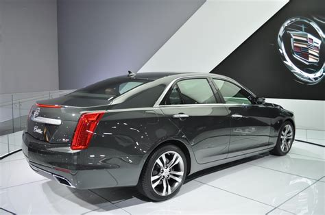 cadillac the car connection 2014 cadillac cts priced from 46 025 more technology more luxury