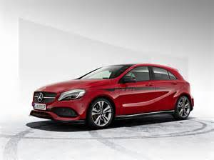 Mercedes A Class Amg Mercedes A Class Becomes Sportier With Amg Kit