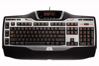 Keyboard Logitech Biasa keyboard komputer 2012 terbaru tercanggih